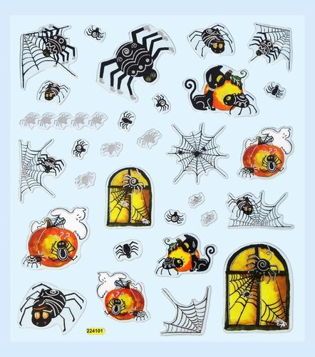 HOBBY-Design Sticker Halloween I